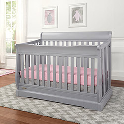 gray nursery furniture. baby cribs gray nursery furniture