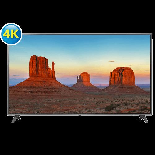 LG 75 inch 4K UHD HDR LED webOS 4.0 Smart TV