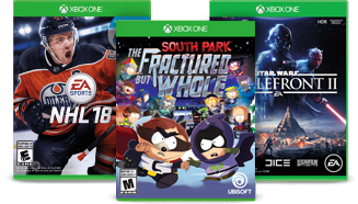 Xbox Games skus