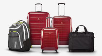 SAVE UP TO 75% on luggage sets