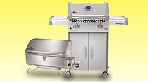 BIG SAVINGS on select BBQs