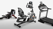 HUGE SAVINGS on select cardio equipment