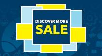 discover more sale