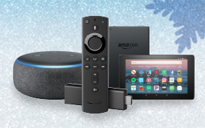 Get the latest tech from Amazon
