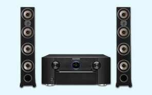 SAVE UP TO 65% on select home audio