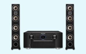 JUSQU'À 65 % DE RABAIS sur une sélection de produits audio pour la maison