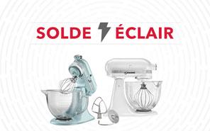 SOLDE ÉCLAIR