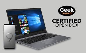 Great deals on Geek Squad Certified open box