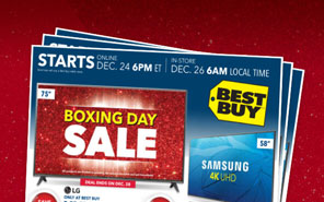 Boxing Day Flyer