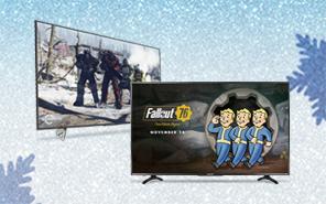 4K TVs on Sale