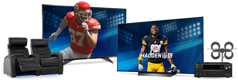SAVE BIG on Home Theatre deals