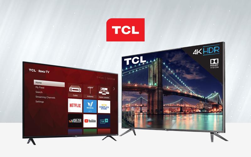 Shop TCL Roku TVs