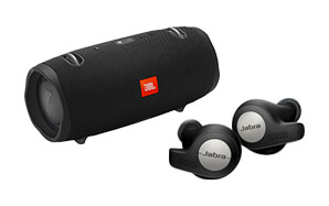 SAVE UP TO $50 on select headphones and speakers