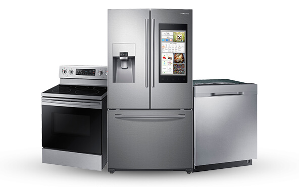 Free Shipping on Major Appliances
