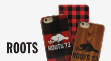 Roots cellphone cases