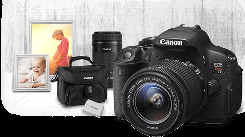 Canon T5i DSLR