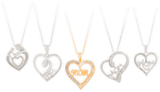 Mother's Day pendants