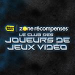 Club des joueurs de jeux vidéo de la Zone récompenses
