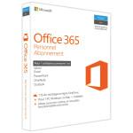 Microsoft Office 365 Personnel (PC/Mac) - Abonnement de 1 an - 1 utilisateur