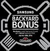 Samsung Backyard Bonus