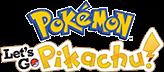 Pikachu Let's Go