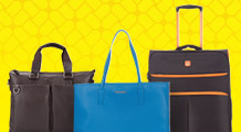 Clearance luggage & bags