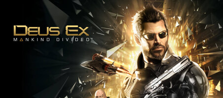 Mankind Divided Day 1