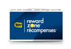 Zone récompenses