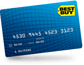 flexible financing with a best buy card