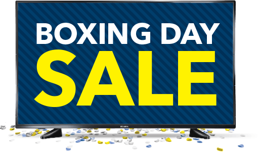 Boxing Day Sale - Dec. 26 2017 - Best Buy Canada
