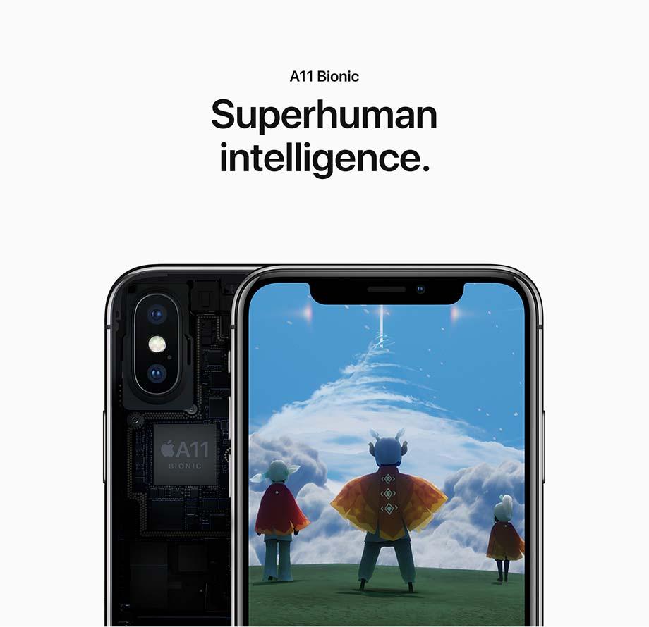 A11 Bionic - Superhuman intelligence