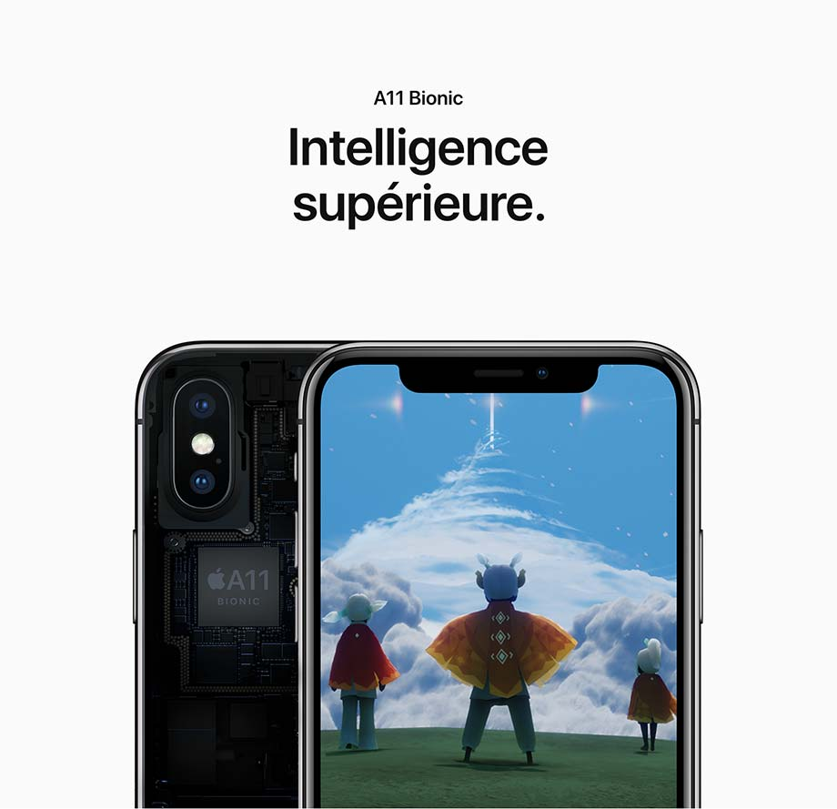 A11 Bionic - Intelligence supérieure