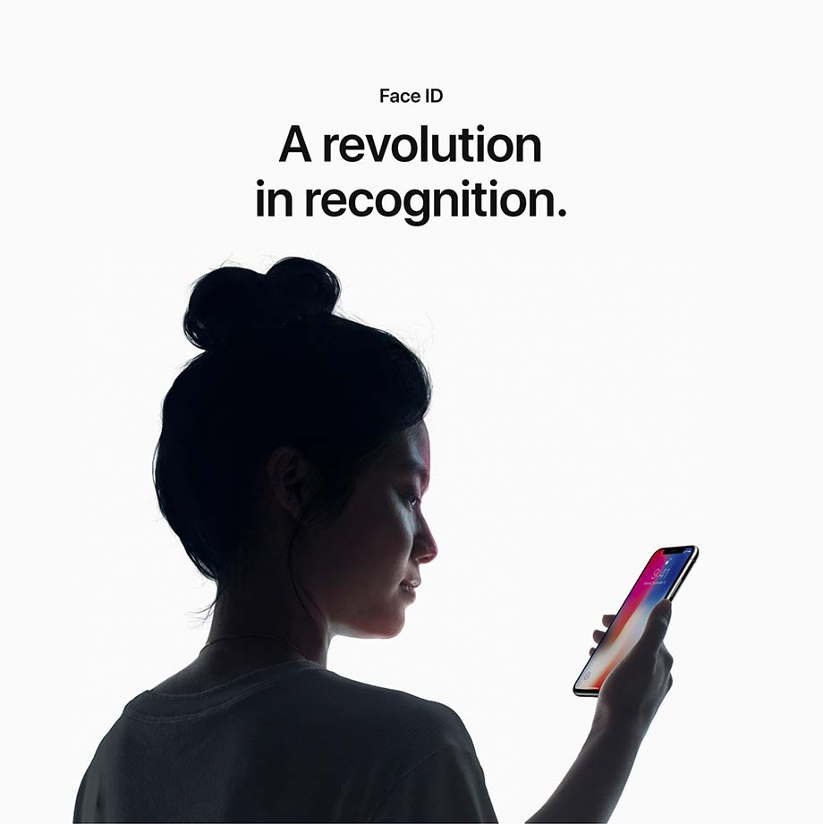 Face ID - A revolution in recognition