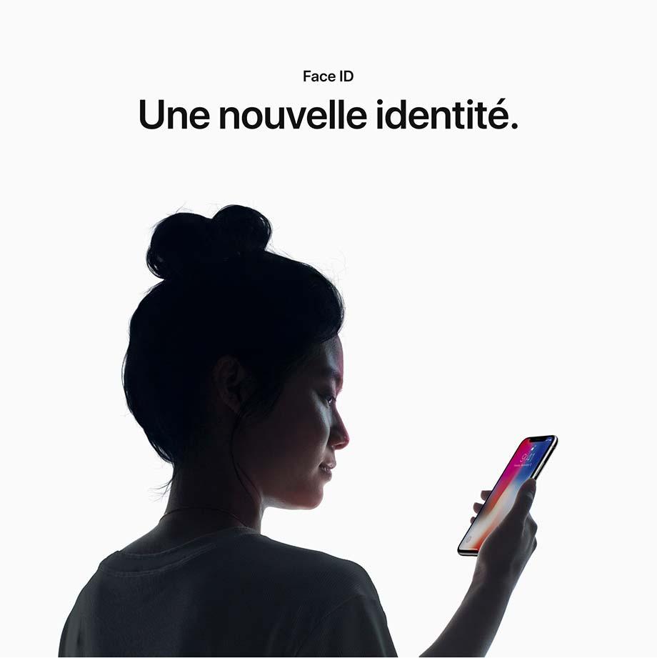 Face ID - Une nouvelle identité