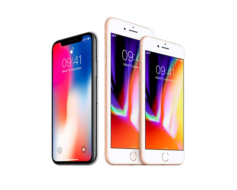 Comparer les modèles d'iPhone