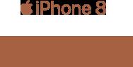iPhone 8 - Brillant