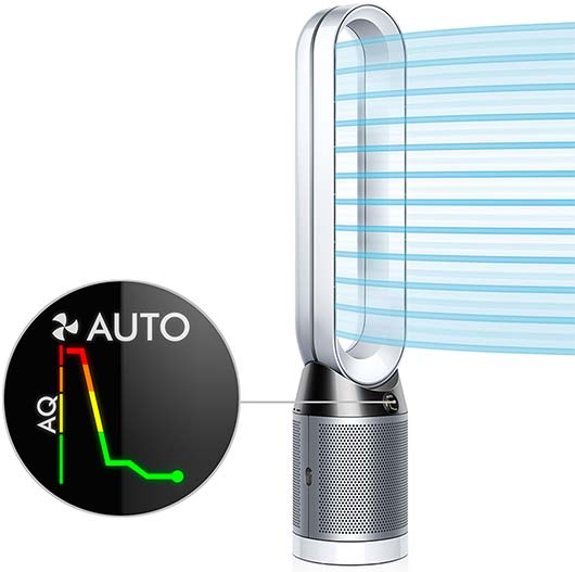 Dyson Air Treatment Fans Heaters And Air Purifiers