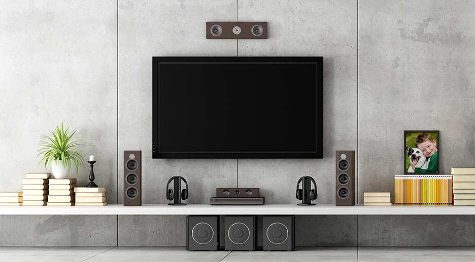 Geek squad tv setup tv calibration audio setup best for Living room tv setup designs