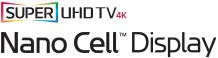 LG Super UHD TV 4K Nano Cell