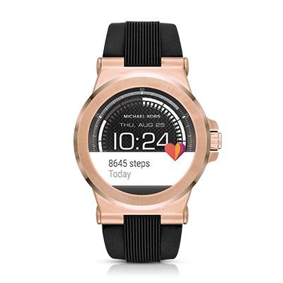 michael kors smartwatches activity trackers smartwatch. Black Bedroom Furniture Sets. Home Design Ideas