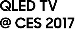 QLED TV @ CES 2017