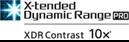 X-Tended Dynamic Range Pro 10x