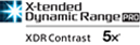 X-Tended Dynamic Range Pro 5x