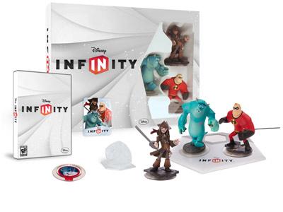 Disney Infinity Staerter Pack