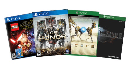 pre-order games