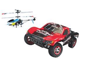 RC Cars & Hobby Toys