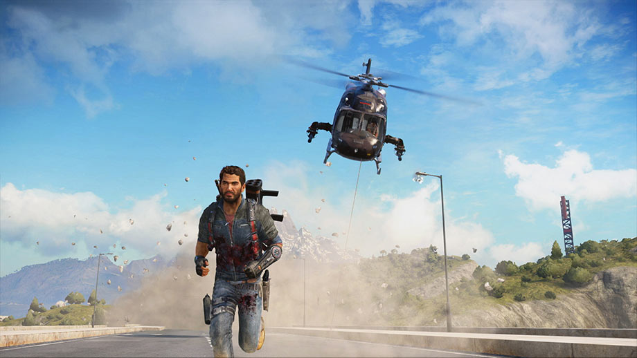 Just cause 3 release date in Perth