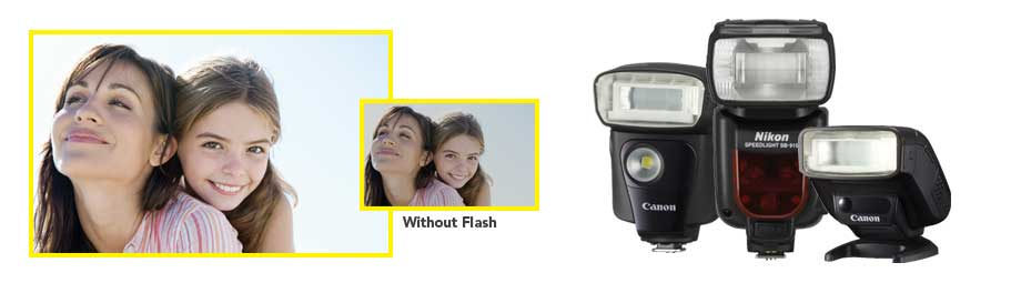 Flashes