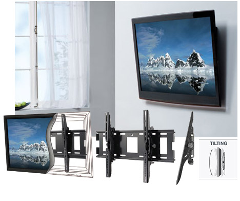 Sanus - THE PERFECT DISPLAY FROM ANY ANGLE