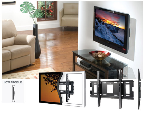 Sanus - DISPLAY YOUR TV LIKE A WORK OF ART